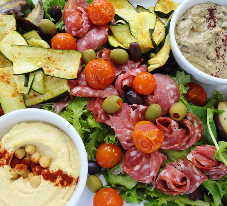 Antipasto Platter by Devour It Catering Melbourne