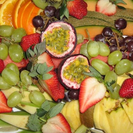 Seasonal Fruit Platter by Devour It Catering Melbourne