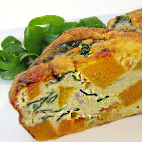 Pumpkin and Pinenut Frittatas for people with food allergy by Devour It Catering Melbourne