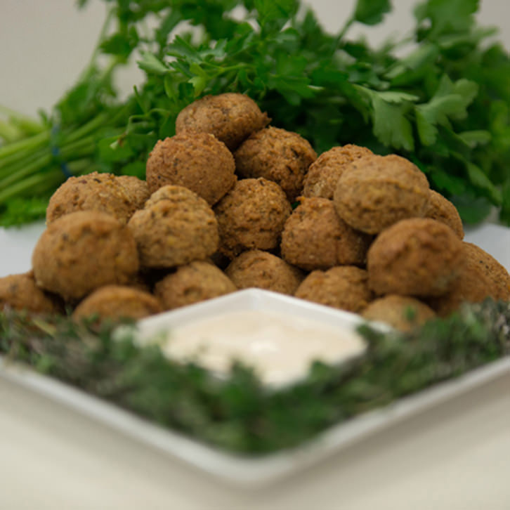 Chickpea Felafel - Finger Food | Devour It Catering