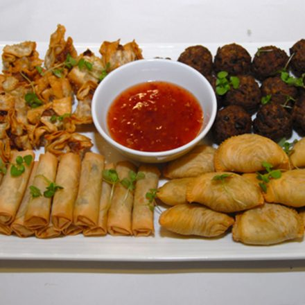 Asian Platter by Devour It Catering Melbourne