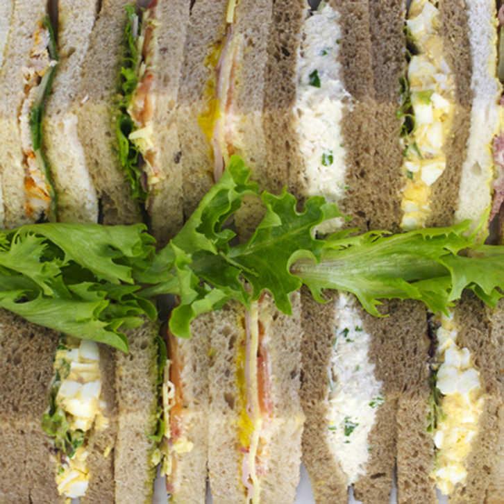 Sandwich Platter by Devour It Catering Melbourne