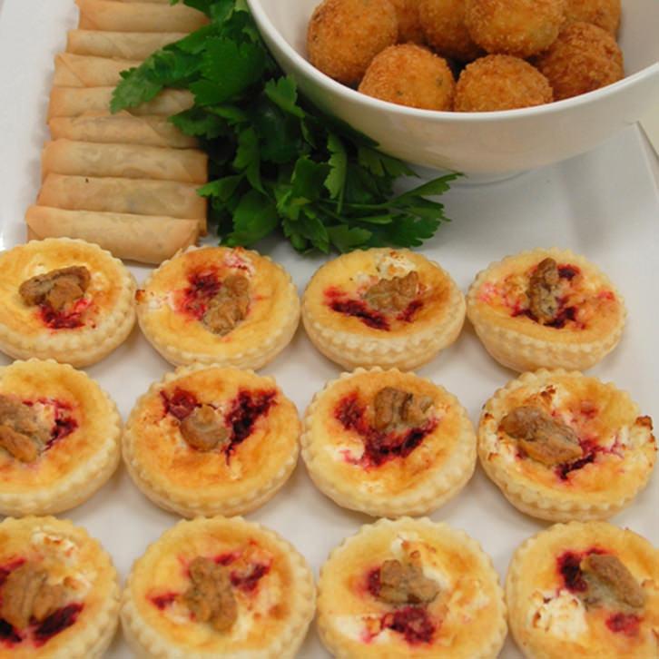 Vegetarian Platter by Devour It Catering Melbourne