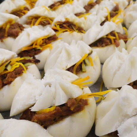 Pork Buns from Devour It Catering Melbourne