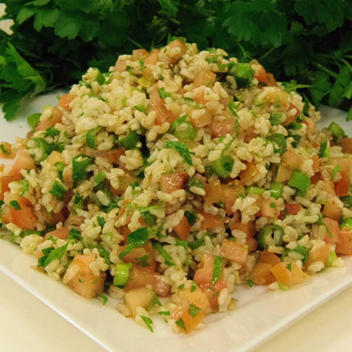 Rice Salad by Devour It Catering Melbourne