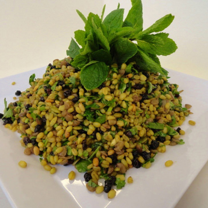 Supergrain Salad by Devour It Melbourne Catering company