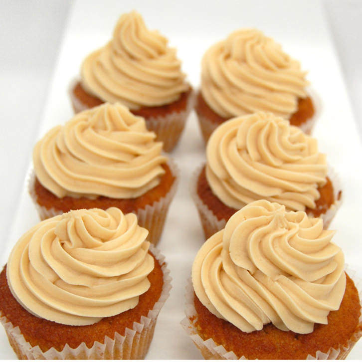 Caramel Cupcakes - Dessert Catering | Devour It Catering Melbourne