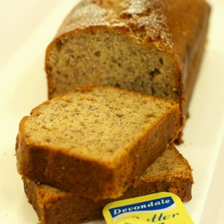 Banana Bread - Breakfast Catering | Devour It Catering Melbourne