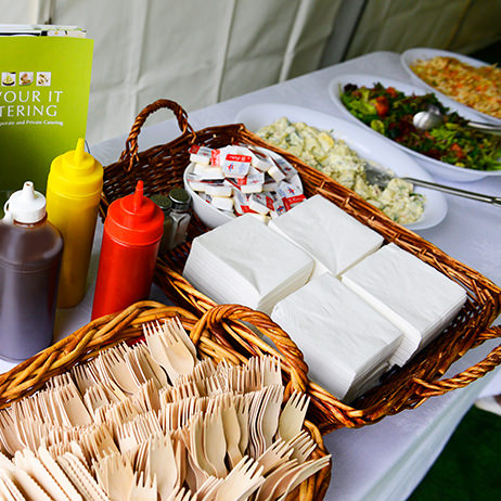 BBQ Catering Melbourne by Devour It Catering