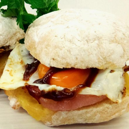 Breaky Rolls - Breakfast Catering | Devour It Catering