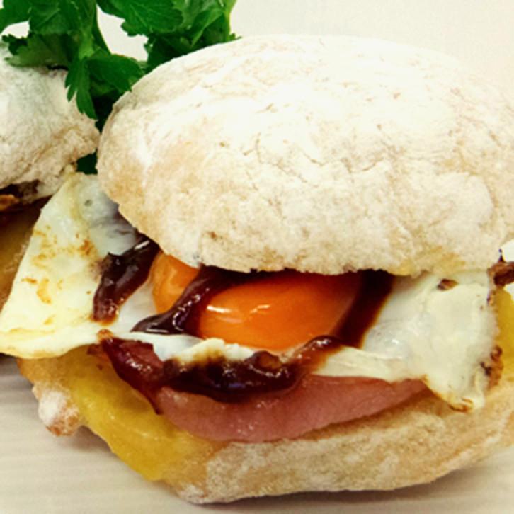 Breaky Rolls - Breakfast Catering | Devour It Catering
