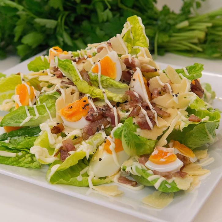 caesar salad by Devour It Catering Melbourne