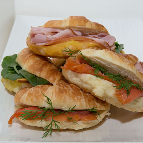 Croissants - Breakfast Catering | Devour It Catering Melbourne