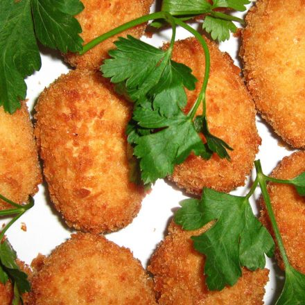 Croquettes - Finger Food by Devour It Catering Company Melbourne