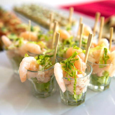 Deluxe Canapé Package | Devour It Catering Melbourne
