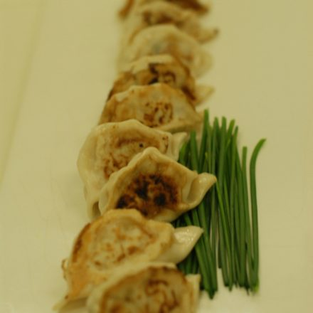 Pork Gyoza - Finger Food by Devour It Catering Melbourne