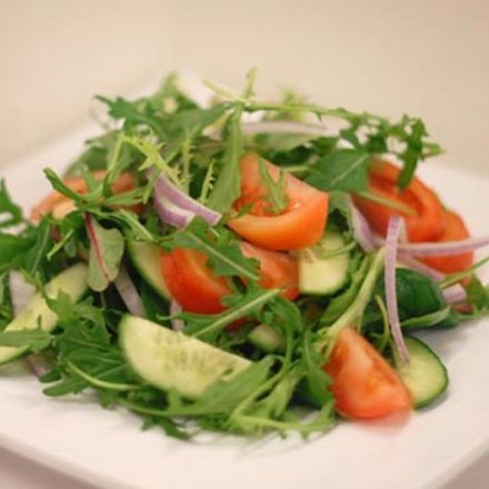 Green salad by Devour It Catering Melbourne