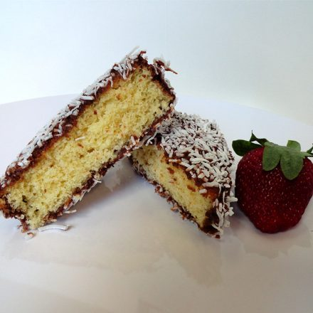 Lamingtons - Dessert Catering | Devour It Catering Melbourne