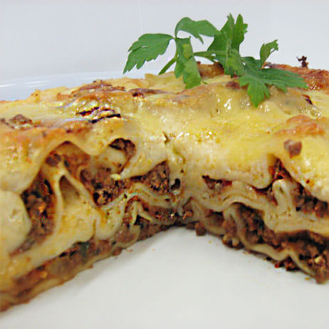 Lasagne by Devour It Catering Melbourne