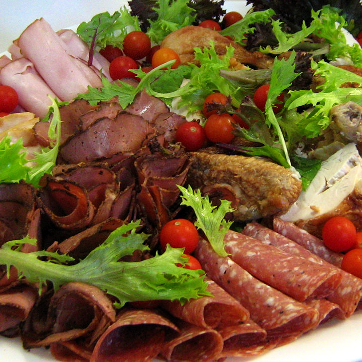 Gourmet Cold Meat Platter Devour It Catering Melbourne