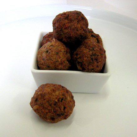 Thai Chicken Balls by Devour It Catering