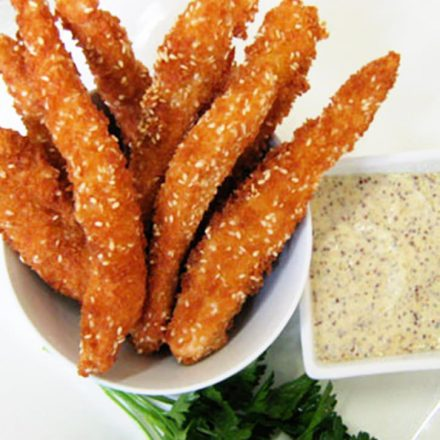Chicken Strips - Finger Food by Devour It Catering Company Melbourne