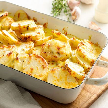 Potato Bake from Devour It Catering in Melbourne