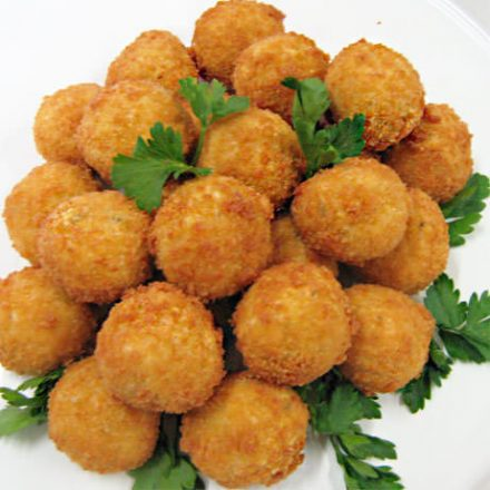 Risotto Balls - Finger Food by Devour It Catering Melbourne
