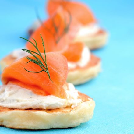 Cold Canapés and Finger Food