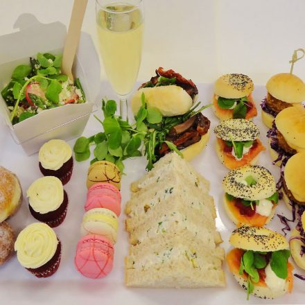 Spring Racing Catering Packages