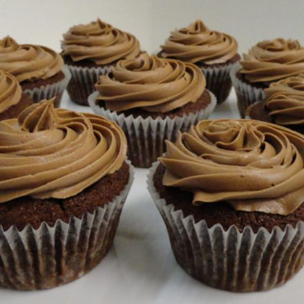 Chocolate Cupcakes - Dessert Catering | Devour It Catering Melbourne