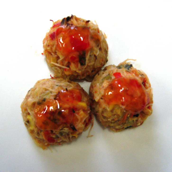 Vermicelli Chicken Bites for people with Food Allergy by Devour It Catering Melbourne