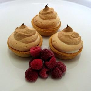 Dessert Tartlets by Devour It Catering Melbourne