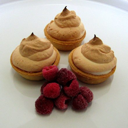 Dessert Tartlets by Devour It Catering Melbourne