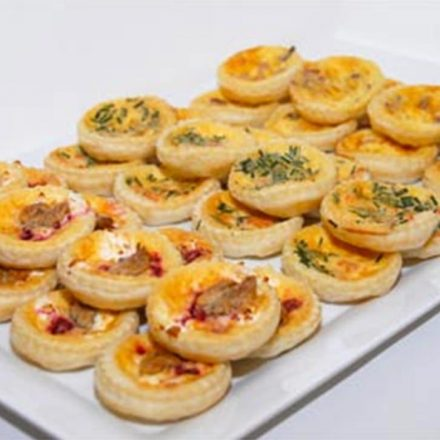 Tartlet Platter by Devour It Catering Melbourne