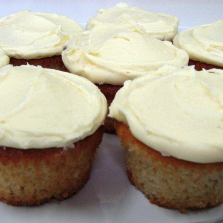 Vanilla Cupcakes - Dessert Catering | Devour It Catering Melbourne