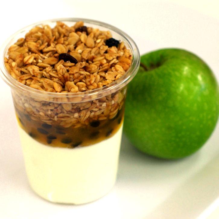 Yoghurt Cups - Breakfast Catering   Devour It Catering Melbourne