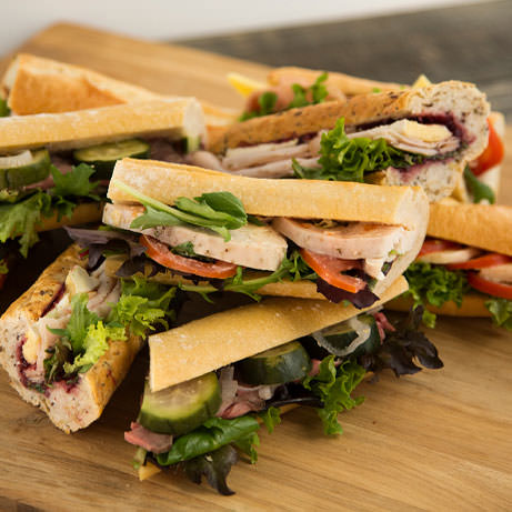 Baguettes Catering Melbourne