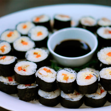 Japanese Sushi by Devour It Catering Melbourne