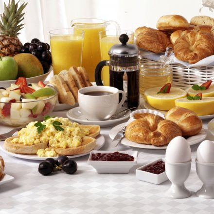 Breakfast Catering and Lunch Catering