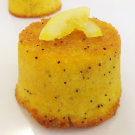 LEMON POPPYSEED CAKE Devour It Catering