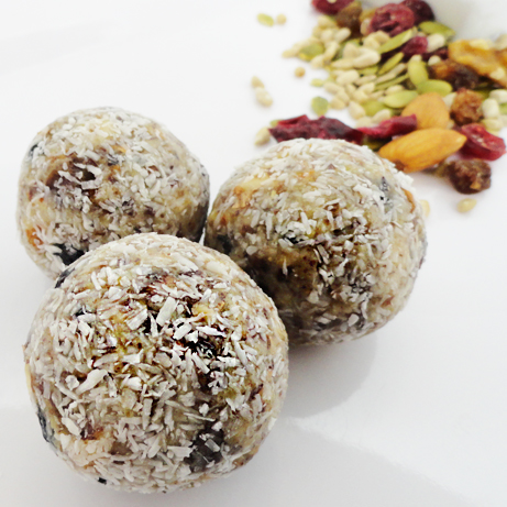 TAHINI BALLS from Devour It Catering Melbourne