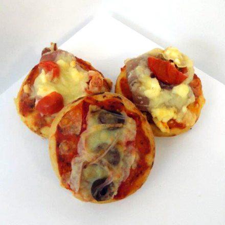 Pizzettes - Finger Food by Devour It Catering Melbourne
