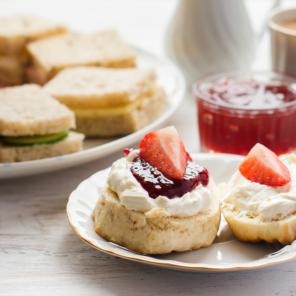 Morning and Afternoon Tea Catering | Devour It Catering