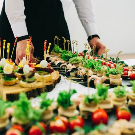 Canapé and Finger Food Catering
