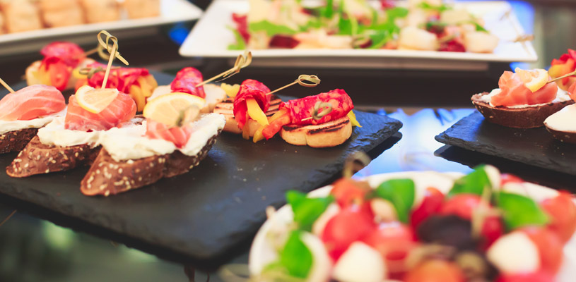 party catering ideas for your next celebration devour it catering