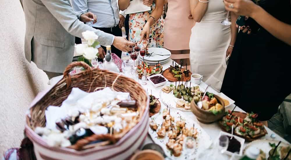 Grazing Table Catering Ideas Grazing Foods Devour It