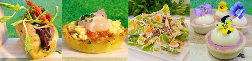Melbourne cup day catering