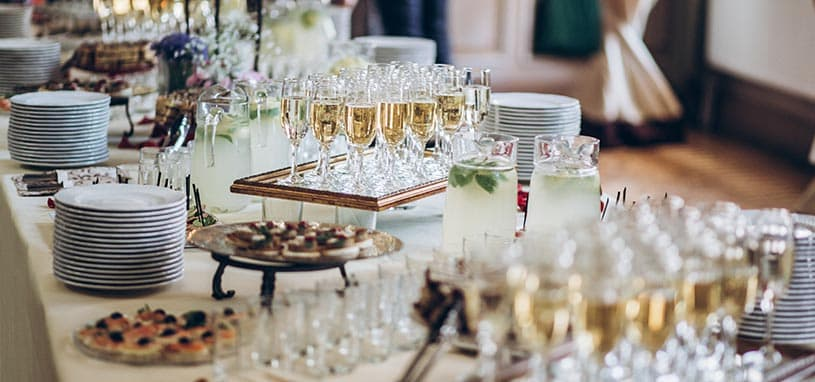 cocktail food catering