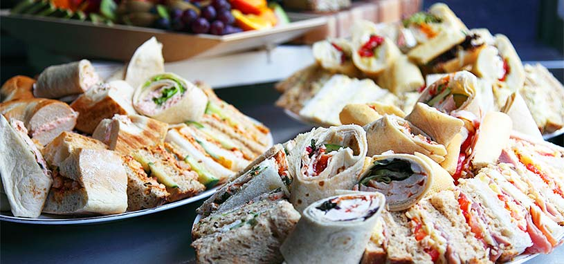 lunch catering melbourne CBD